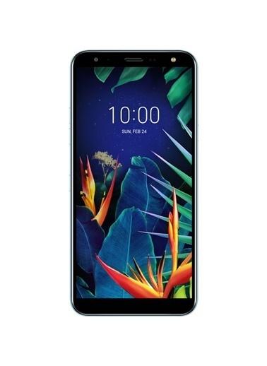 LG K40 X420Zm Mavi Cep Telefonu Mavi